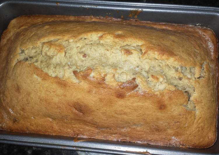 John's banana bread