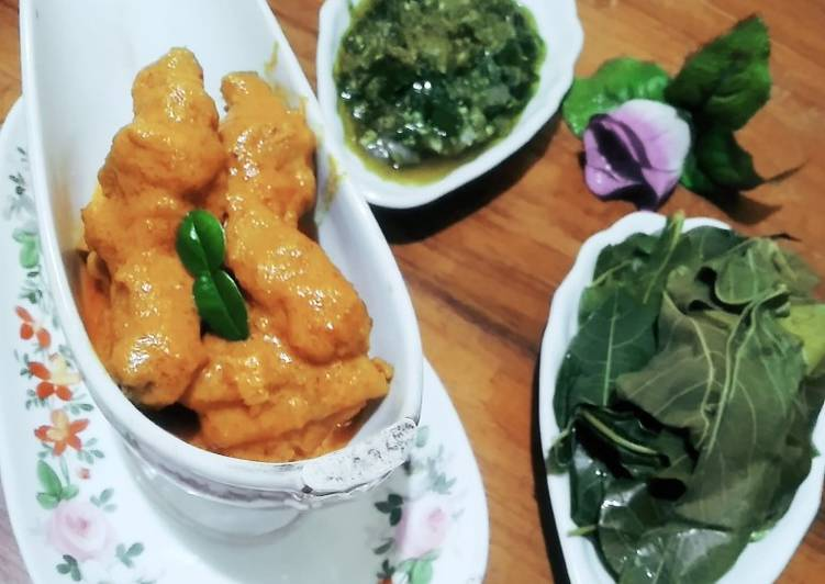 Gulai Ayam Padang