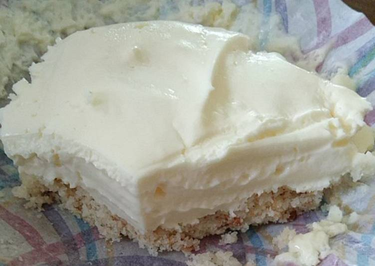 """Easy No Bake-Cheesecake """"Cup Bites"""""""