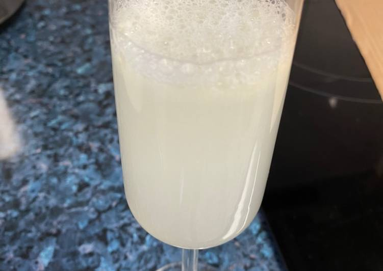 Limonada casera con thermomix o Monsieur Cuisine