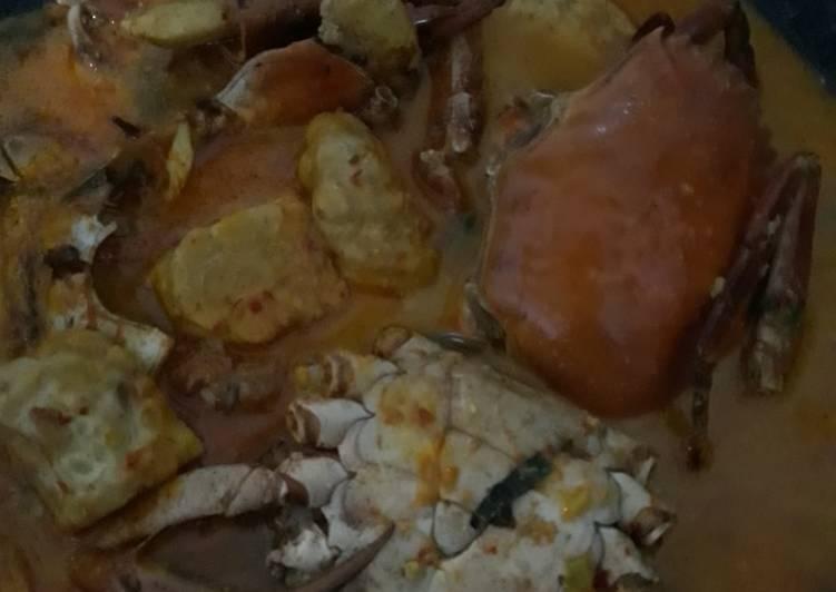 Kare kepiting