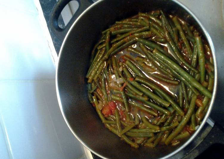 How to Prepare Favorite Green beans casserole