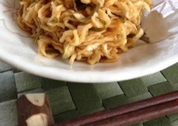 Easy, Crunchy Vinegared Kiriboshi Daikon