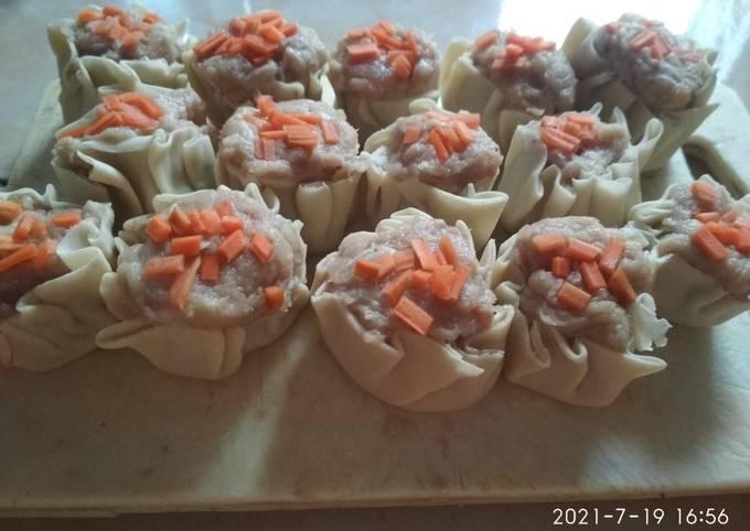 Dimsum daging ayam bangkok - projectfootsteps.org