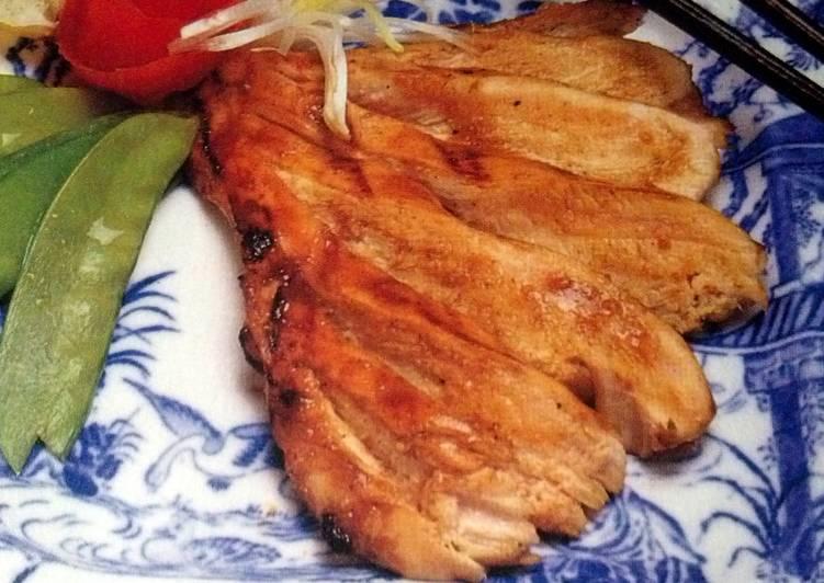 Grilled Kal Bi Chicken