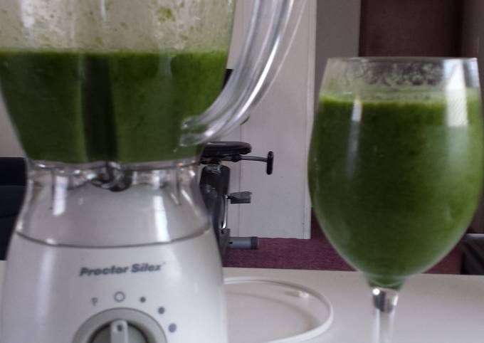 Ma G's Green Goodness