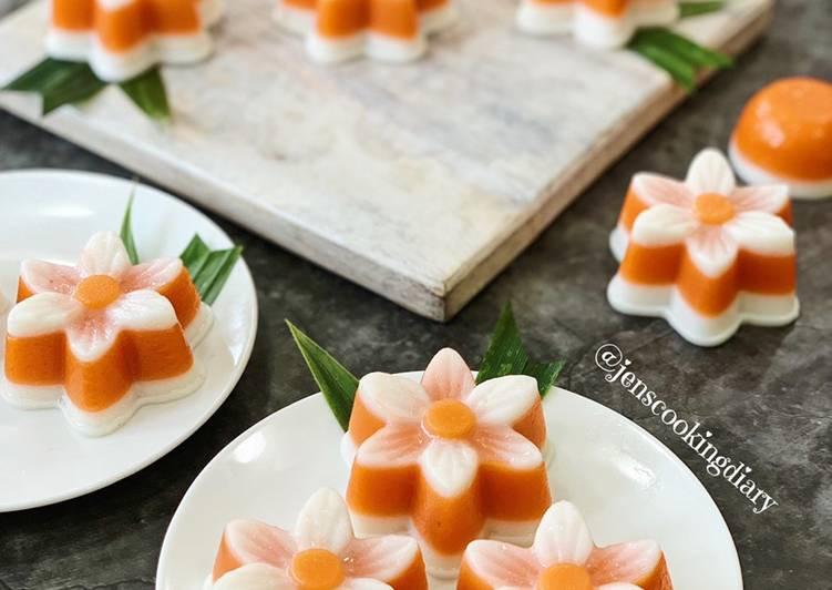 Talam Ubi (Sweet Potato Talam)