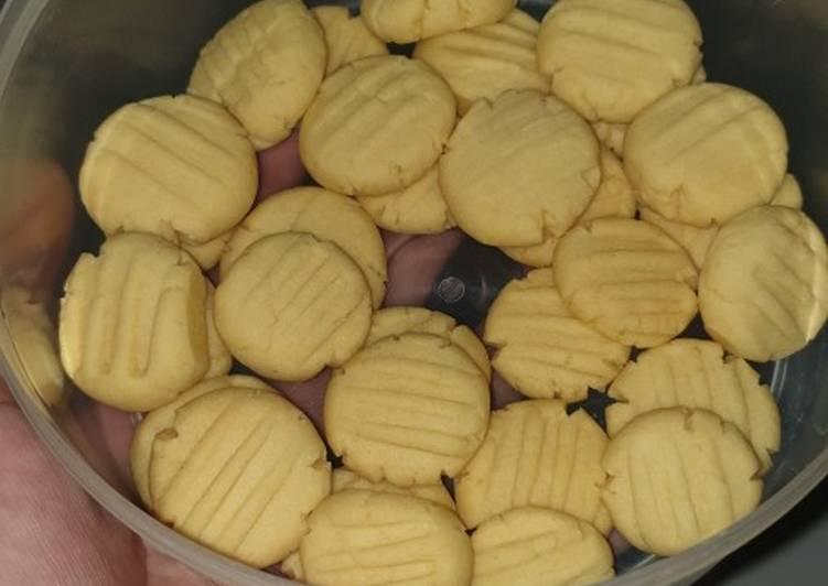 Cookies 3 bahan