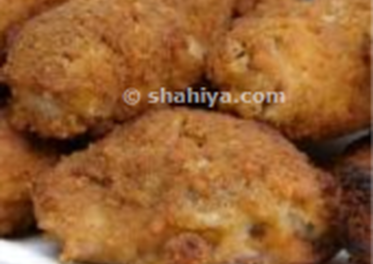 Delicious Chicken Kabab Fingers