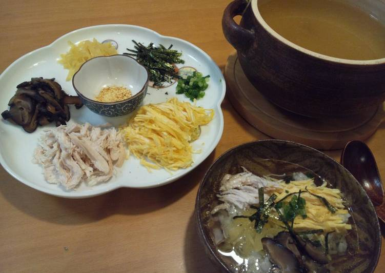Chicken Rice from Amami-Oshima - Laurie G Edwards