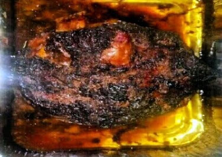 Roasted Pork Shoulder (Pernil)