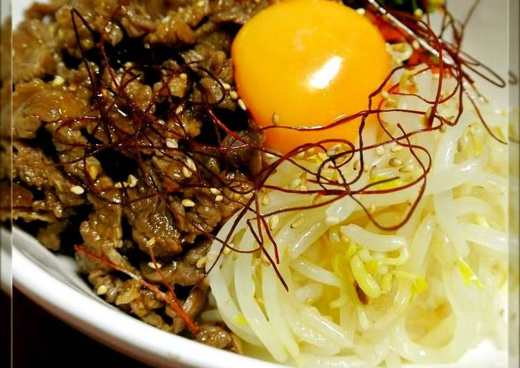 How to Cook Perfect Our Family's Simple Bibimbap