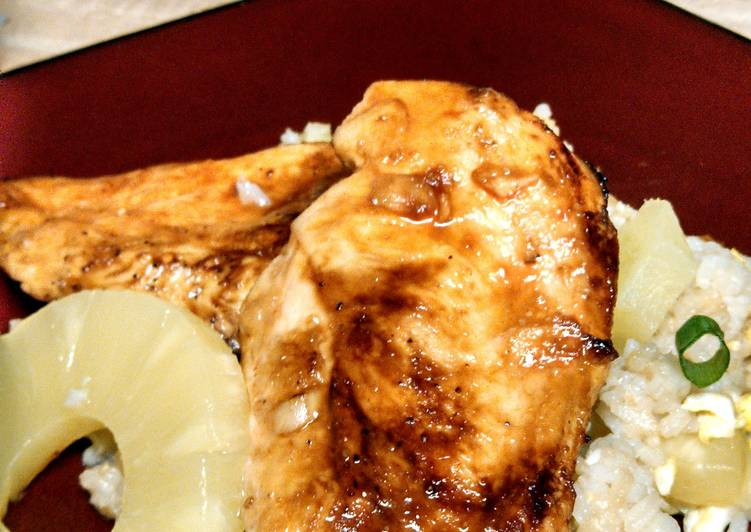 Going Green for Better Health By Eating Superfoods Hawaiian Chicken