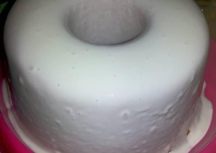 Ummi'sLemon pound cake