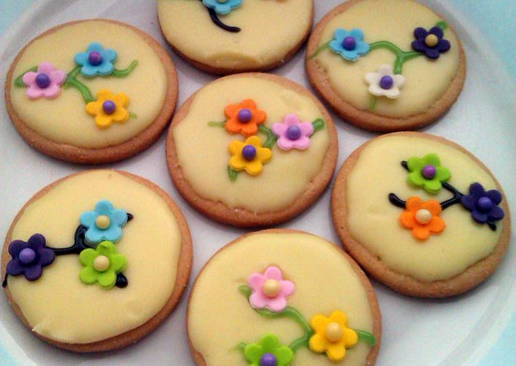 Vickys Mothers Day Cake & Cookie Decorating Ideas