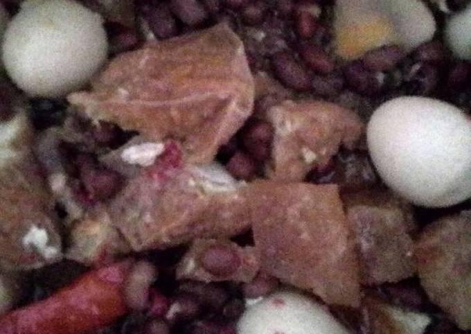 sayur krecek telur puyuh - resepenakbgt.com