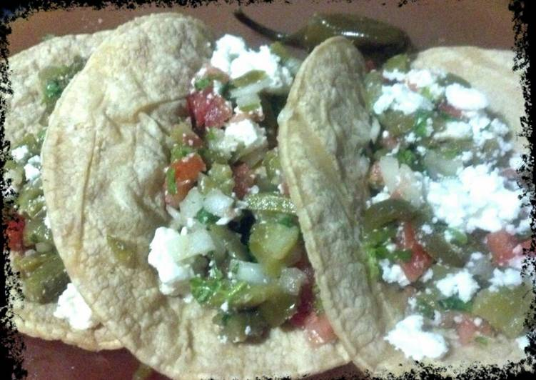 Recipe of Speedy Spicy Mexican Nopales
