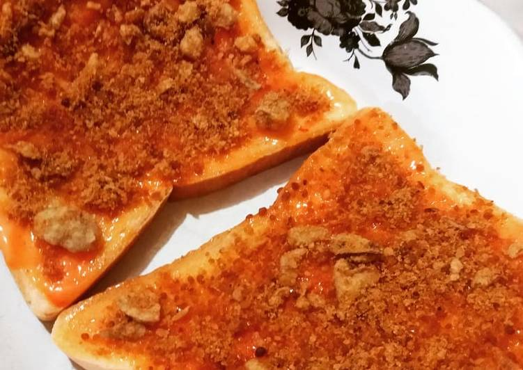 Resep Roti Abon Mayo Bikin Laper