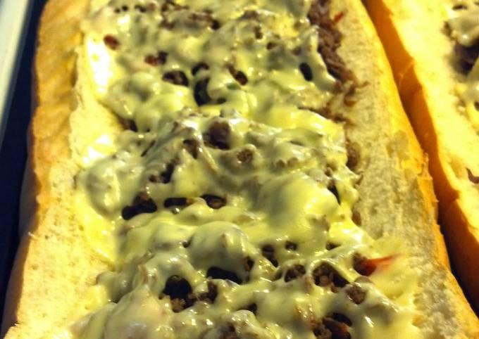 Steak and Cheese Sub
