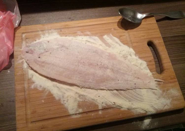 """Listen To Your Customers. They Will Tell You All About Flounder filet """"Meuniere"""""""