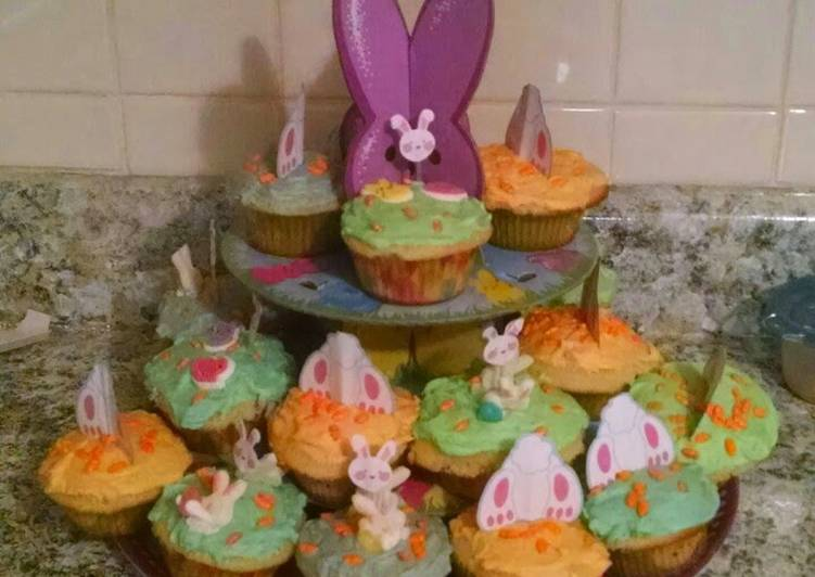 Kimber's Yummy Nummy Cupcakes!