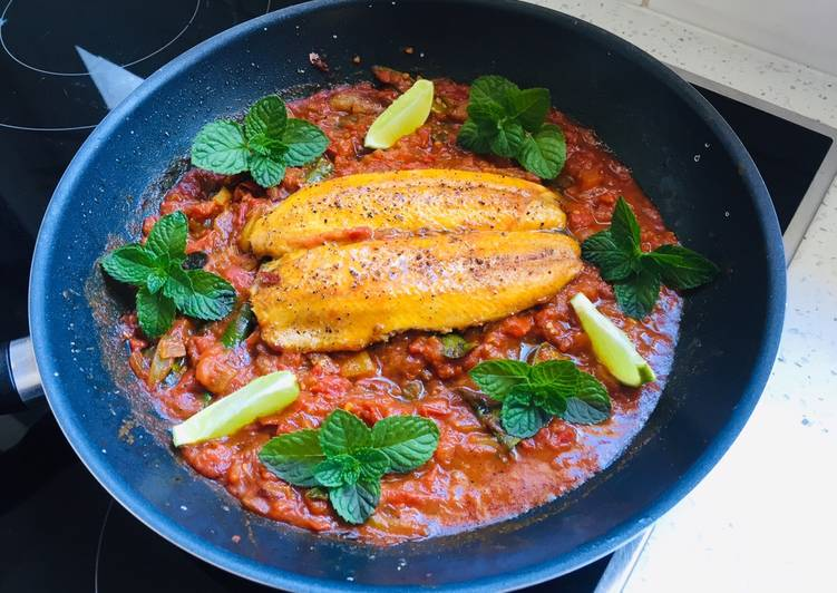 Easiest Way to Make Ultimate Butter Fried Kippers in Tomato Gravy