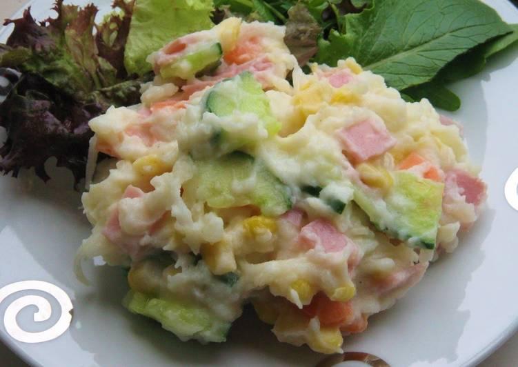 Top 100 Dinner Ideas Blends Japanese Potato Salad!