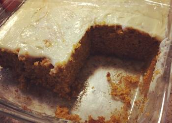 Easiest Way to Make Delicious Pumpkin Bars