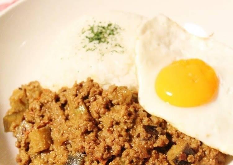 Easy Yogurt Keema Curry, Deciding on Healthy and balanced Fast Food