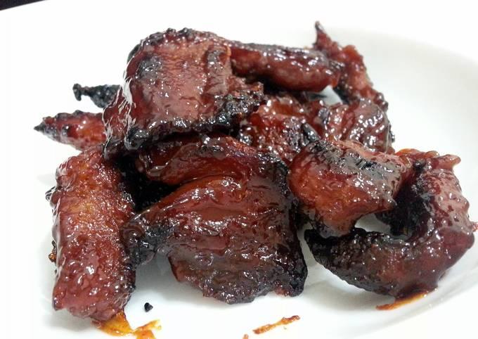 Chinese BBQ Pork (Char Siew)