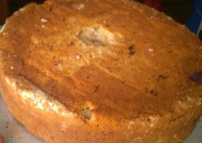Easiest Way to Prepare Yummy Banana bread cake #mums recipe