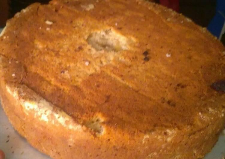 Banana bread cake #mums recipe