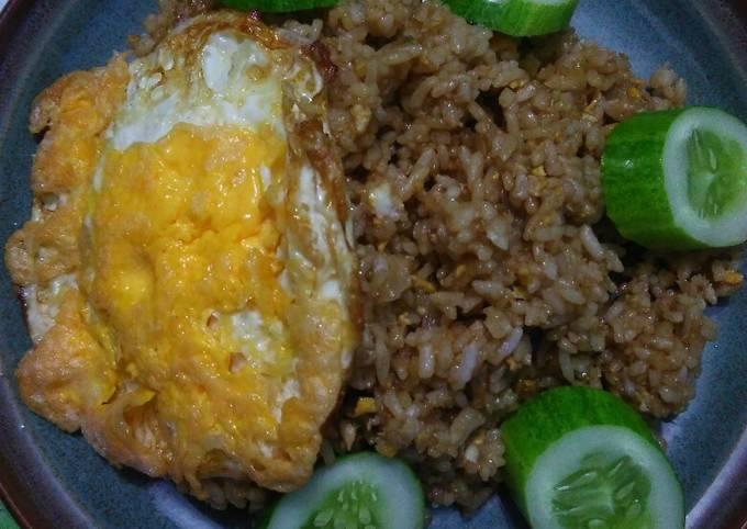 Resep Nasi Goreng Saus Tiram Oleh Dapur Maya Cookpad