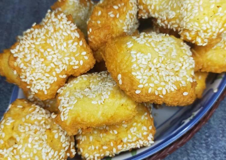 Odading/Roti Goreng/Roti Bantal Lowcarb/Debm/Keto