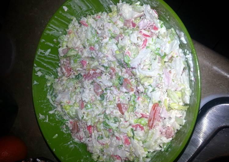 Recipe of Favorite crab ceviche
