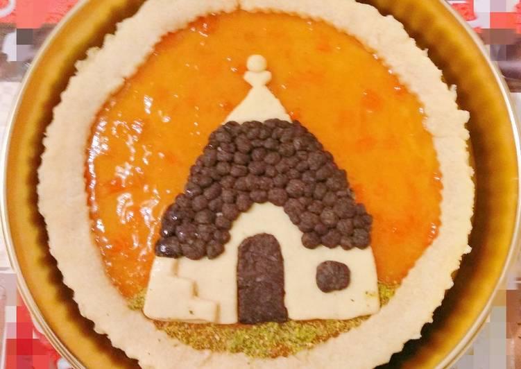 Ricetta Crostata……… I ♥️ Puglia