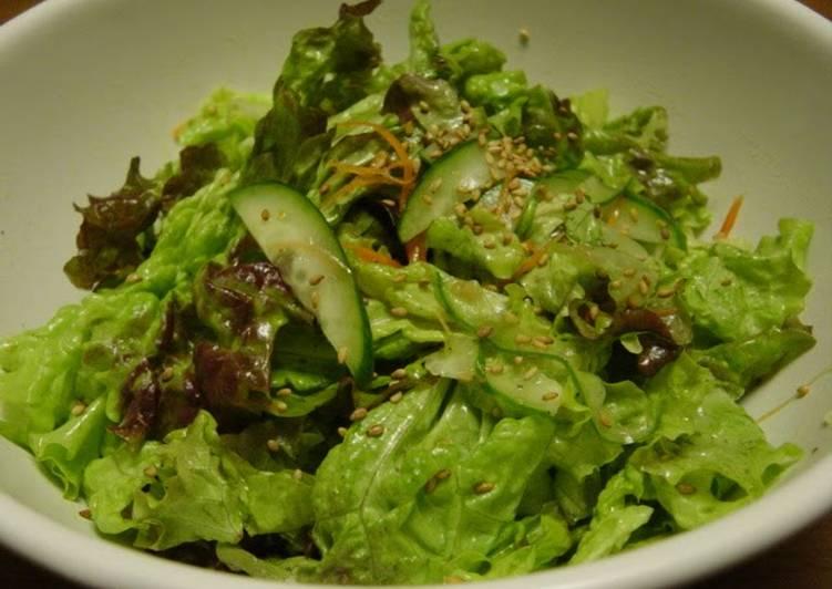 Simple Way to Make Favorite Korean-Style Salad