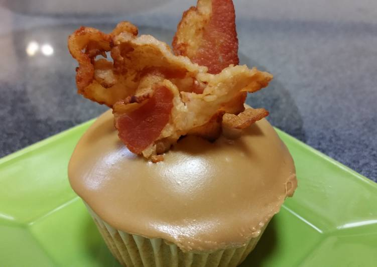 Easiest Way to Make Quick Maple Bacon Cupcakes