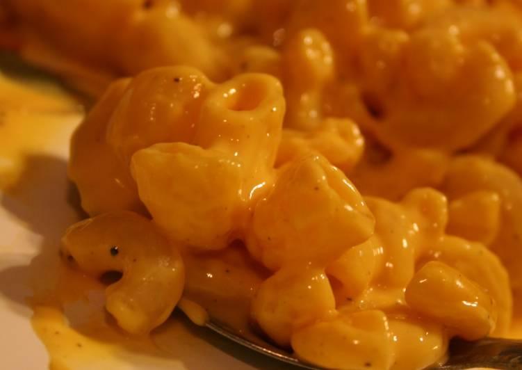 Best Ever Macaroni & Cheese