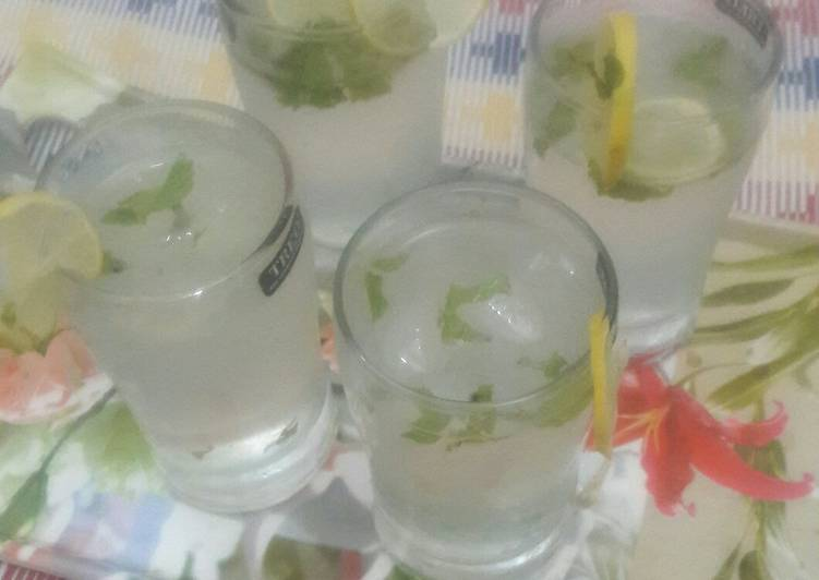 How to Prepare Favorite Lemonade /nimboo sikanji