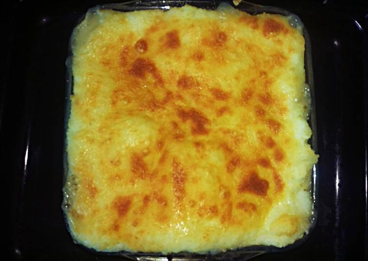 Easiest Way to Prepare Quick Fish Pie