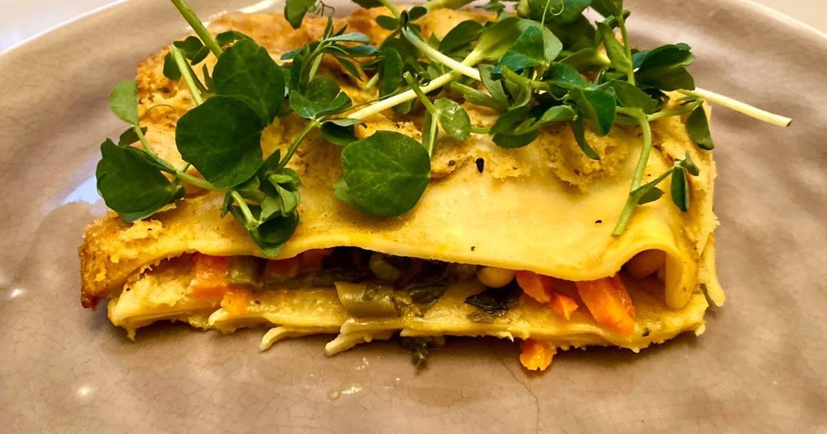 рождаются как делается лазанья овощная рецепт с фото въездах города