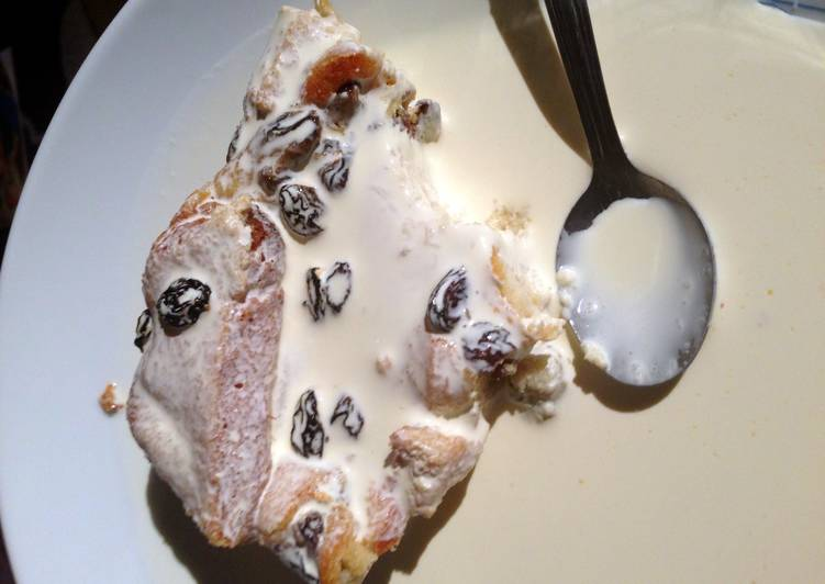 Easiest Way to Make Speedy Amy's Bread And Butter Pudding