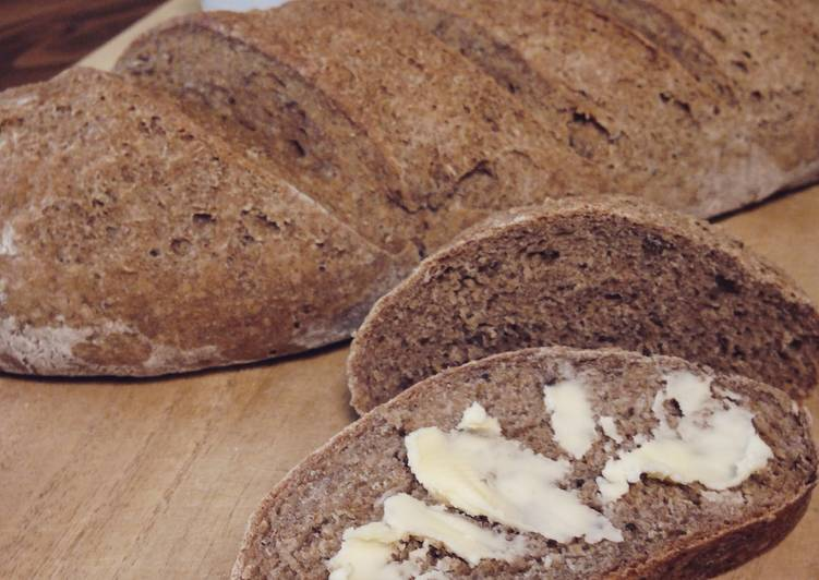 Rye Bread with Caraway