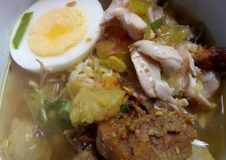 Soto Iga ala Lamongan - cookandrecipe.com