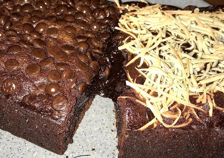 Resep Brownies Panggang Lumer by Fmemasak yang Enak Banget