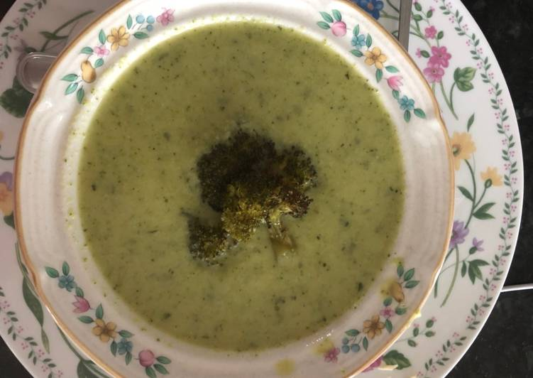 How to Cook Perfect Thai broccoli soup