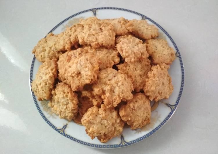 Cheese Cornflakes Cookies