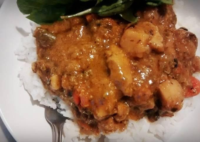 Quick Korma Curry