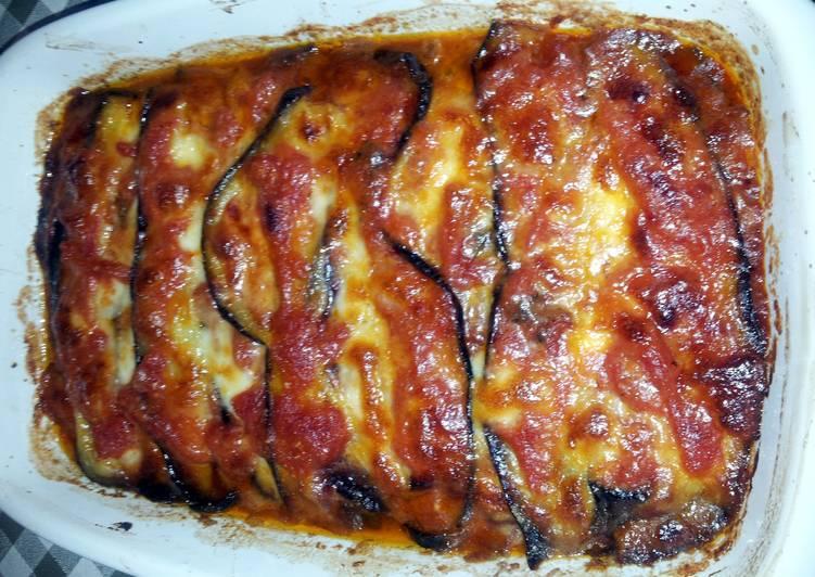 AMIEs EGGPLANT Lasagne
